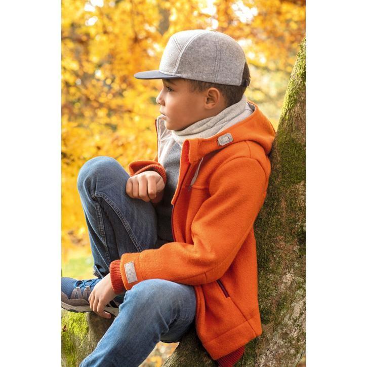 Disana Outdoor-Jacke orange