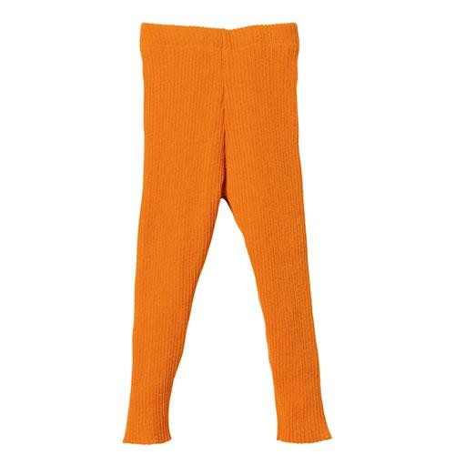 Disana Strick-Leggin, orange, 74/80