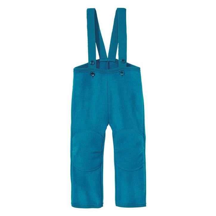Disana Walk-Hose blau 100% kbT Schurwolle