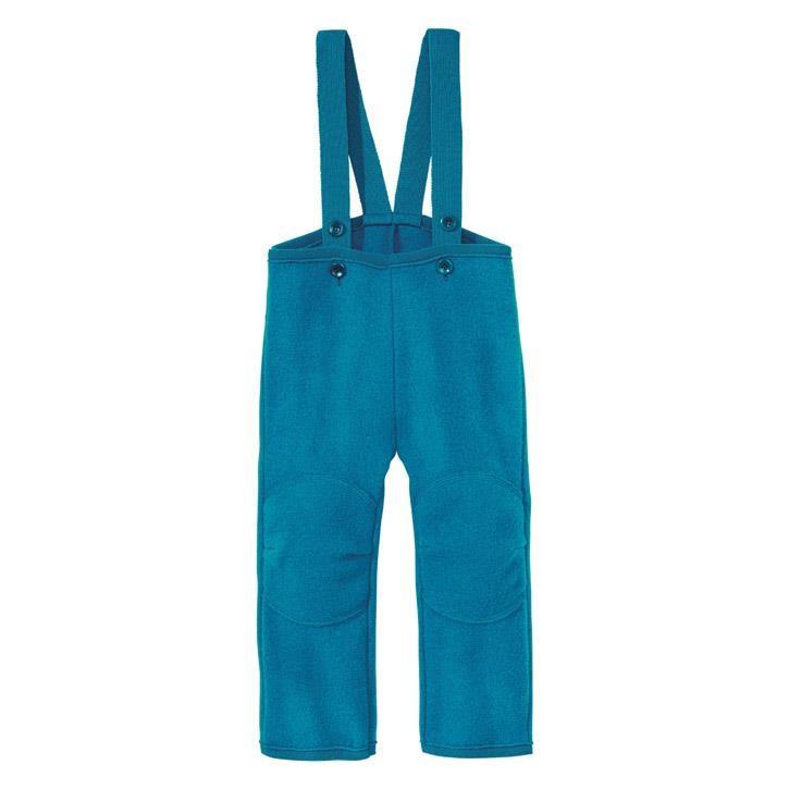 Disana Walk-Hose blau Kollektion 18/19 100% bio-Schurwolle