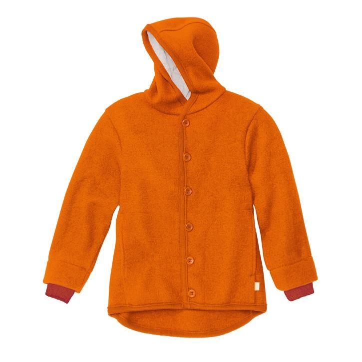 Disana Walk-Jacke orange