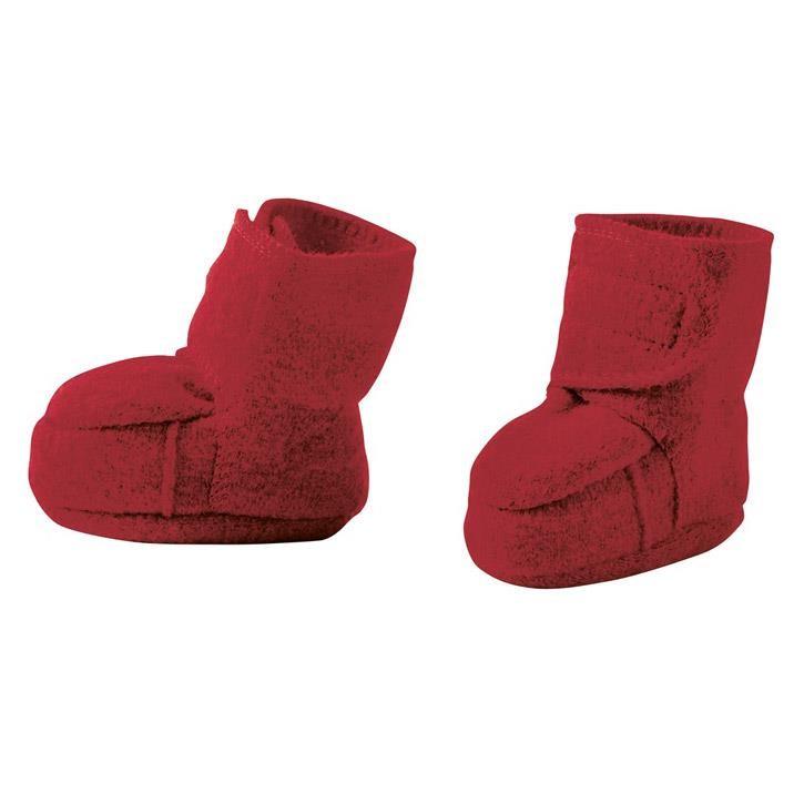 Disana Walk-Schuhe bordeaux 100% kbT Schurwolle