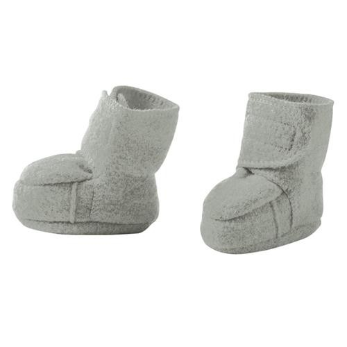 Disana Walk-Schuhe grau 100% bio-Schurwolle