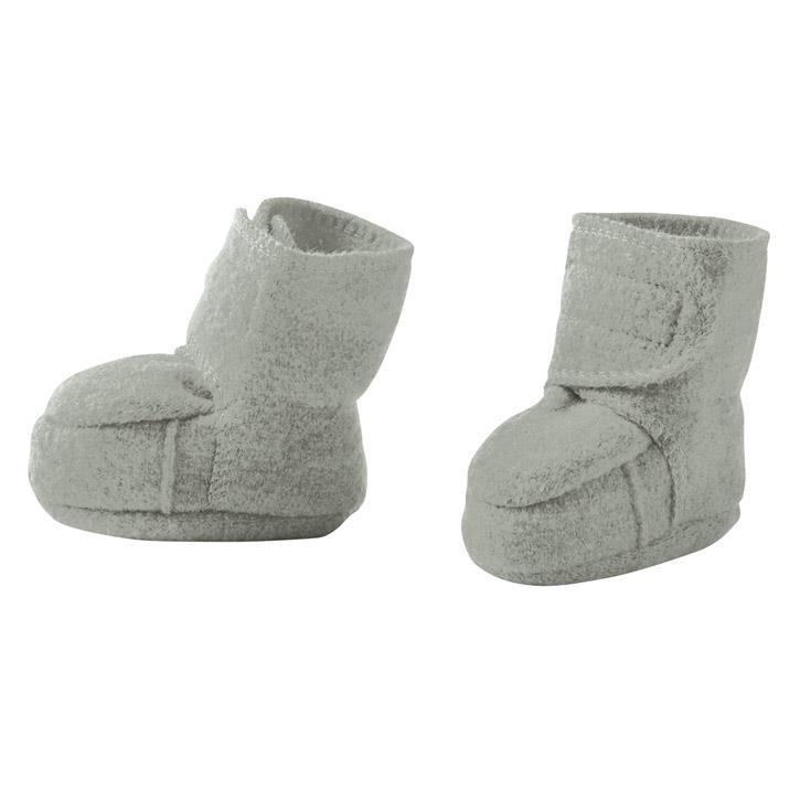 Disana Walk-Schuhe grau 100% kbT Schurwolle
