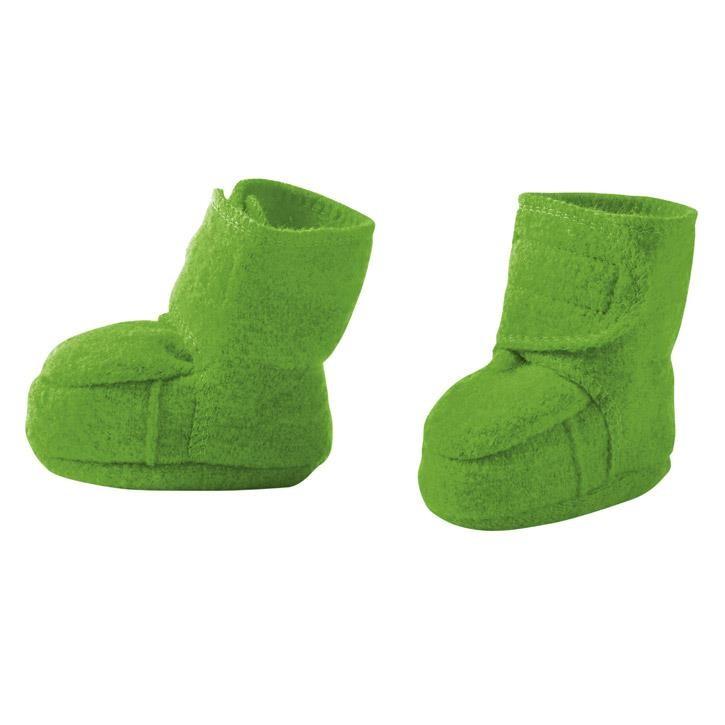 Disana Walk-Schuhe grün Kollektion 18/19 100% bio-Schurwolle