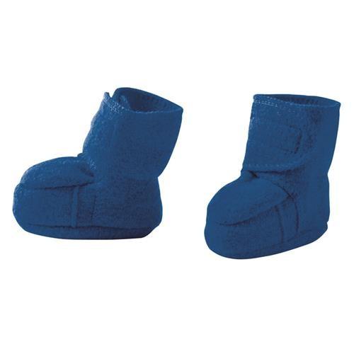 Disana Walk-Schuhe marine 100% bio-Schurwolle