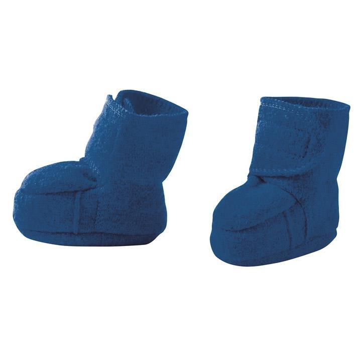 Disana Walk-Schuhe marine 100% kbT Schurwolle