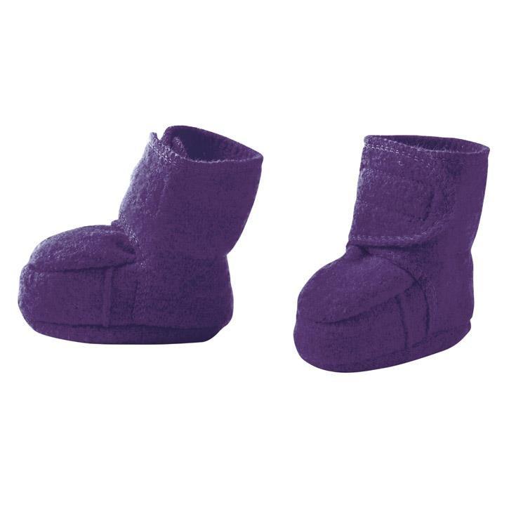 Disana Walk-Schuhe pflaume Kollektion 18/19 100% bio-Schurwolle