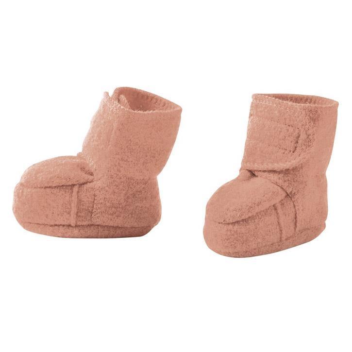 Disana Walk-Schuhe rose 100% kbT Schurwolle