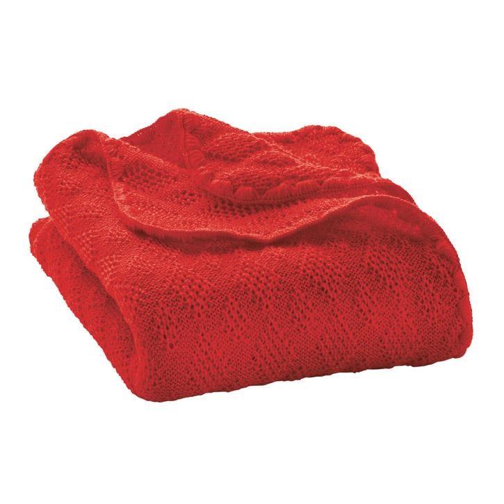 Disana Woll-Babydecke Vorsaison, 100x80 cm 100% bio-Schurwolle