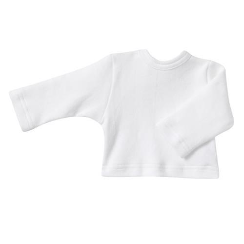 Emil Schwenk Puppen Langarm-Shirt (Weiß)