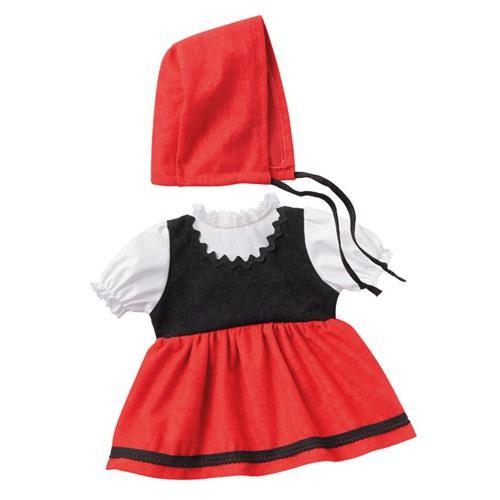 Emil Schwenk Puppen Rotkäppchen-Kostüm, Gr. 32