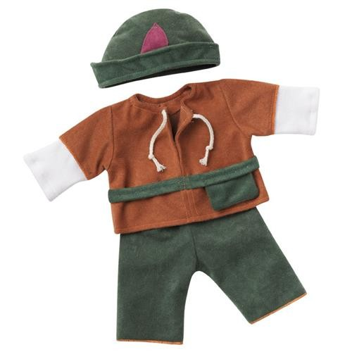 Emil Schwenk Puppen Robin Hood-Kostüm, Gr. 32