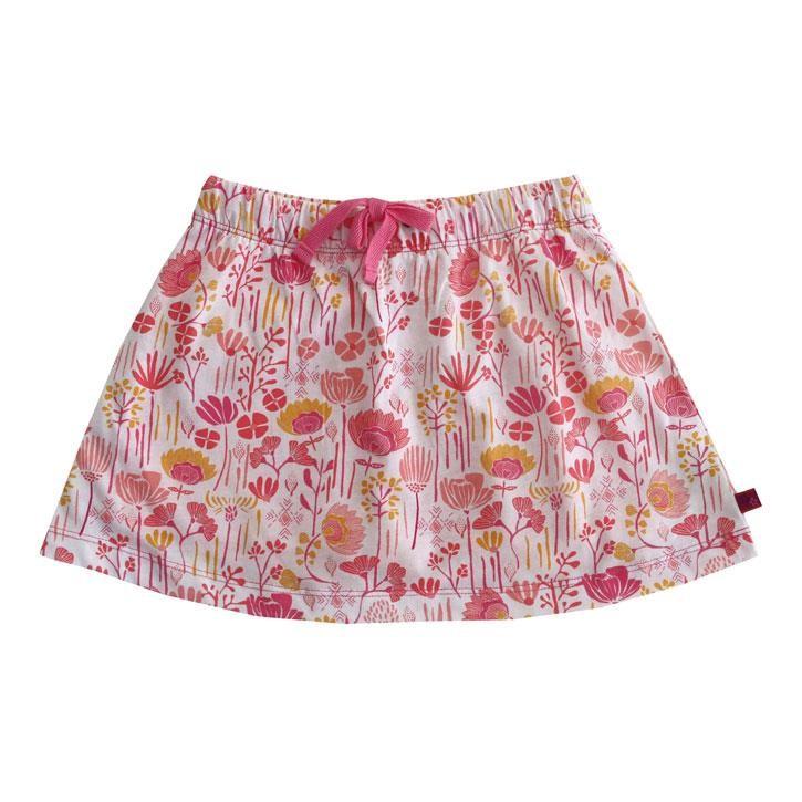 Enfant Terrible Shorts Blumendruck white.pink.sun