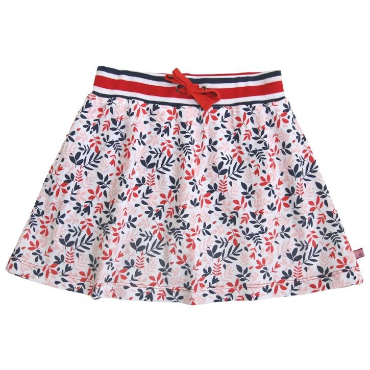 Enfant Terrible Skort Miniblütendruck rot-navy