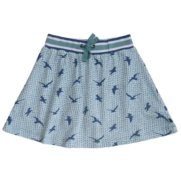 Enfant Terrible Skort Mövendruck jade-petrol