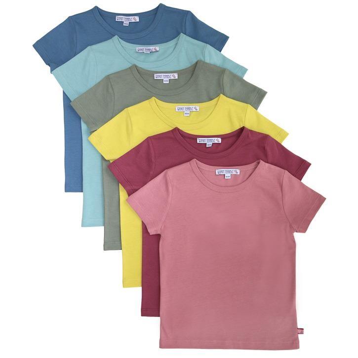 Enfant Terrible Uni Kurzarm Shirt 100% Baumwolle kbA