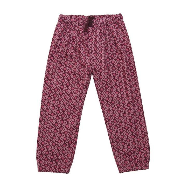 Enfant Terrible Webhose Jerseyfutter Geometrie rosé-pink