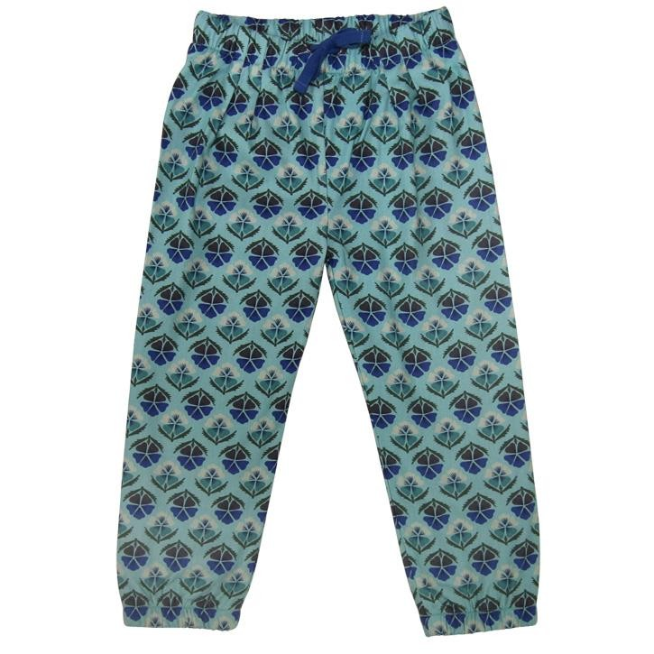 Enfant Terrible Webhose mit Jerseyfutter ozean-himmelblau