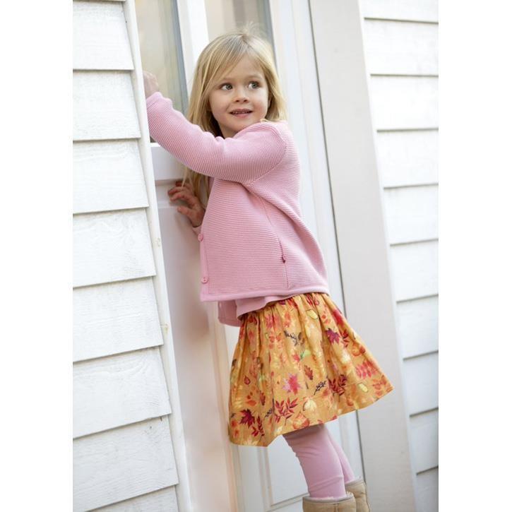 Enfant Terrible Wenderock mit Blumendruck natur-ocker