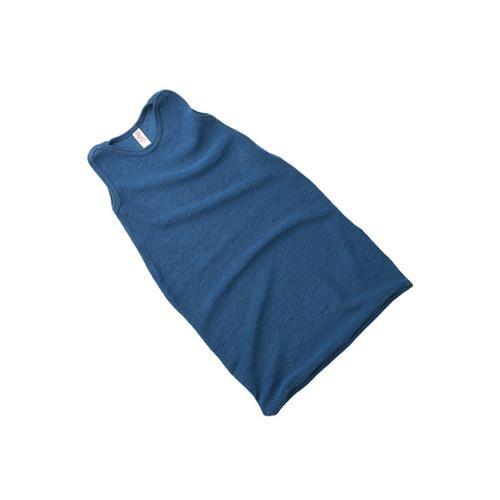 Engel Schlafsack, light ocean, Woll-Frottee