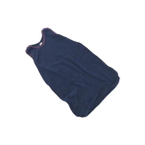 Engel Schlafsack, marine, Woll-Frottee