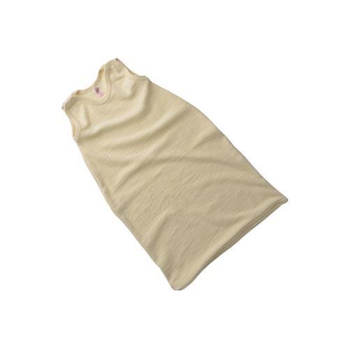 Engel Schlafsack, natur, Woll-Frottee