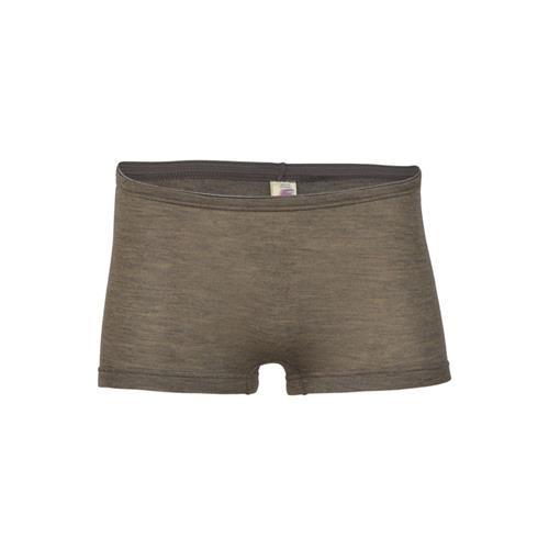 Engel Damen-Pants, walnuss, 46/48, 70Wolle/30Seide
