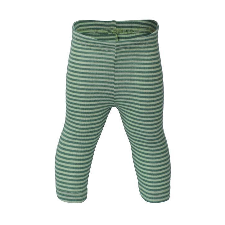 Engel Leggings, pastellgrün/frühling, 70Wolle/30Seide
