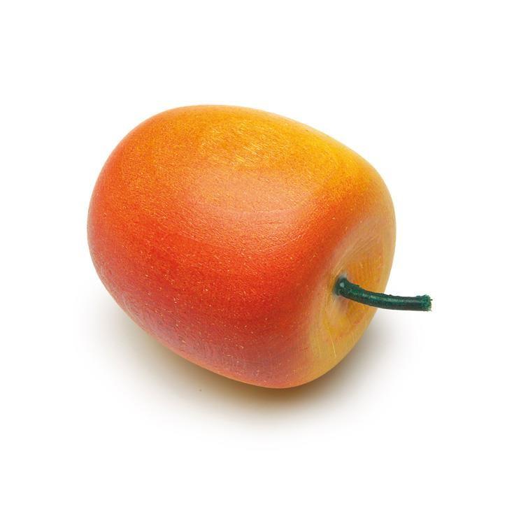Erzi Apfel, gelb-rot 11001