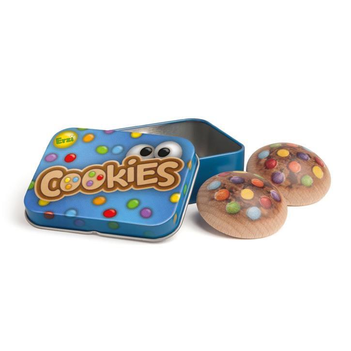 Erzi Cookies in der Dose 13235