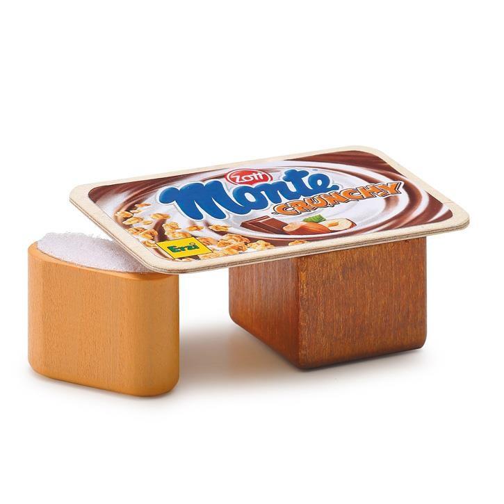 Erzi  Monte Crunchy von Zott 17114