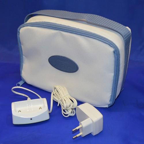 Ladeschale mit Netzteil + Babyphonetasche SCD520/525, SPARSET