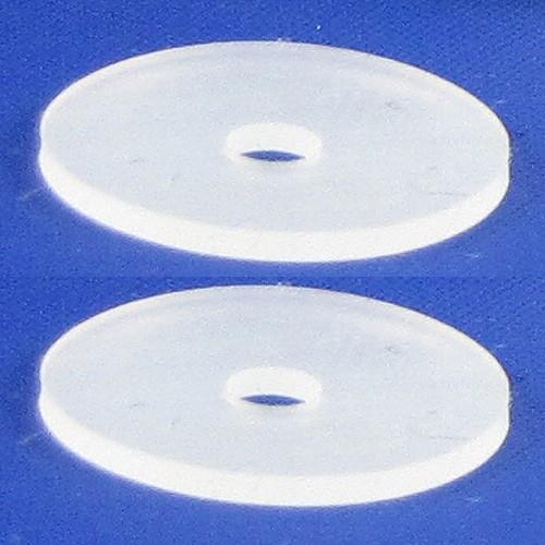2x Silikonplättchen für das Deckelventil des SCF870