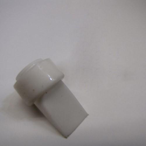 weißes Ventil für Classic Milchpumpe, einzeln