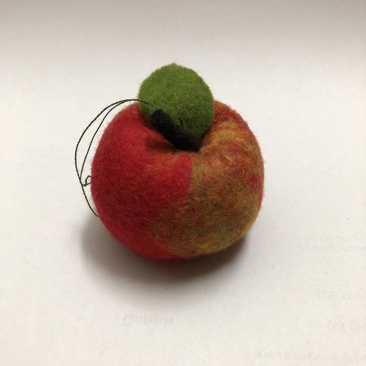 Filges Filzäpfel