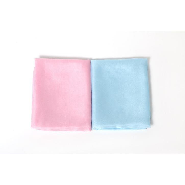 Filges Wiegenhimmel, pflanzengefärbt, rosa, 2.Wahl