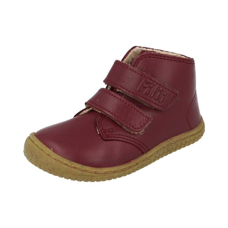 Filii-Barefoot Klett Bio Wool berry SoftFeet