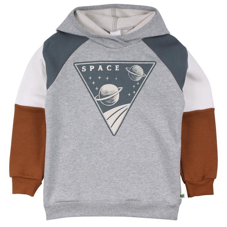 Freds World Astro sweat hoodie Hoodie Pale greymarl CO/100