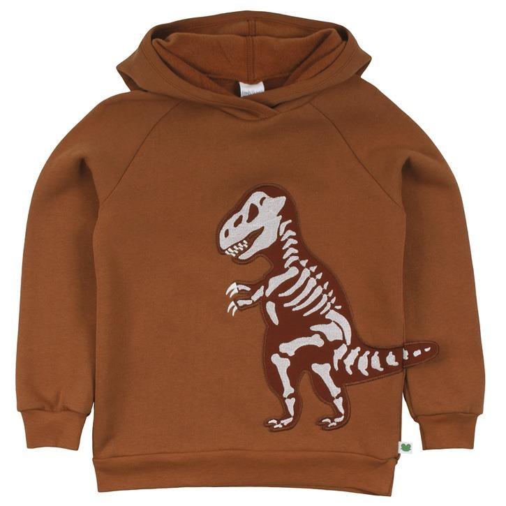 Freds World Dino sweat hoodie Hoodie Almond CO/100