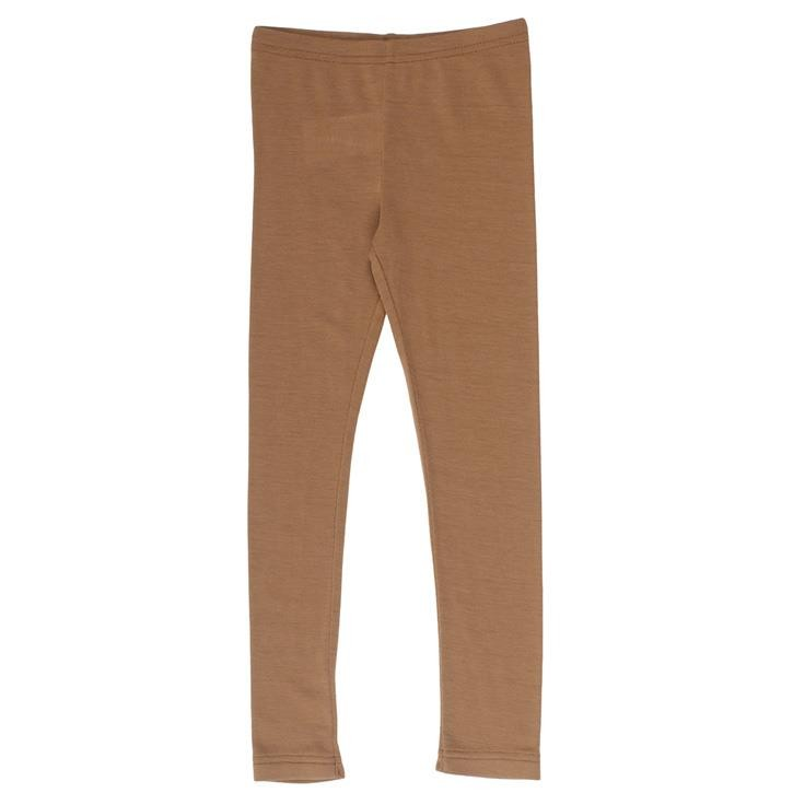 Freds World Wool leggings Leggings aus Merinowolle Almond Wo/100