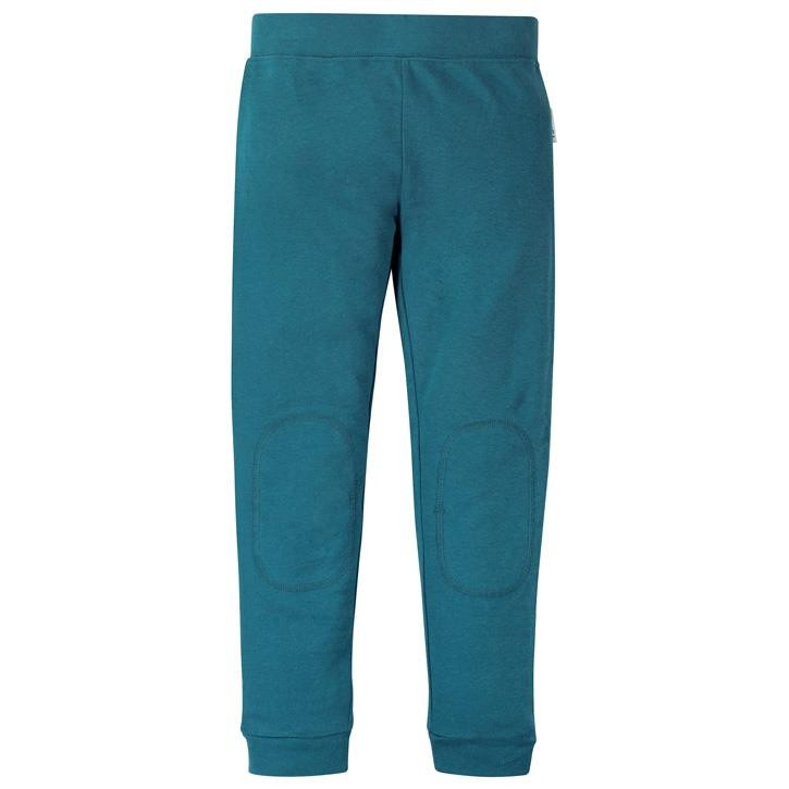 Frugi Favourite Cuffed Legging  Steely Blue