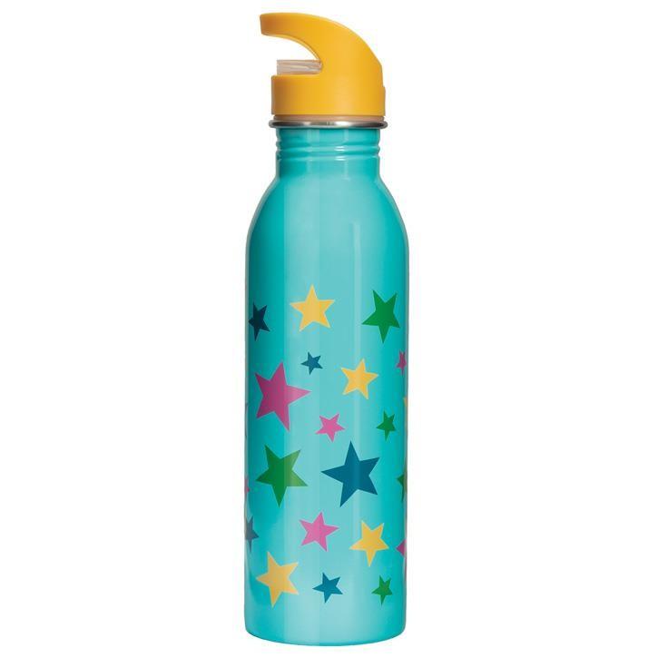 Frugi Große Splish Splash Flasche Sterne Onesize Stars_AW20