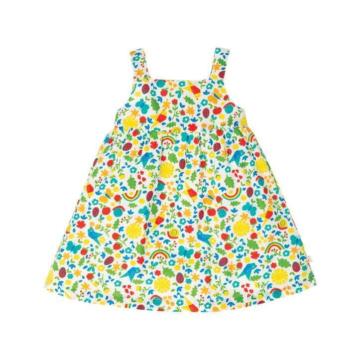 Frugi Jess Party Kleid  Allotment Days