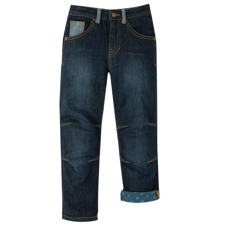 Frugi Jimmy Jeans  Dark Wash Denim