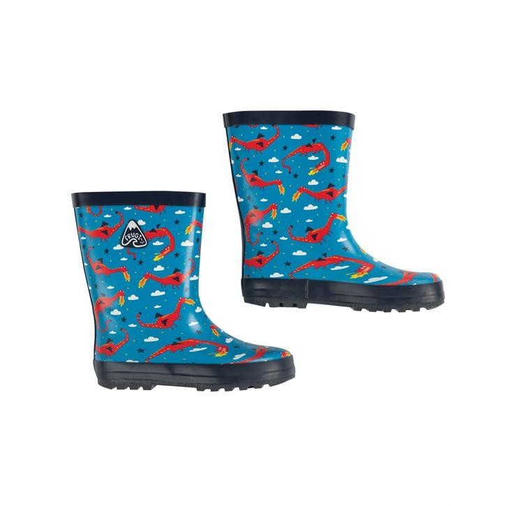 Frugi Puddle Buster Wellington Boots  Dragon Dreams