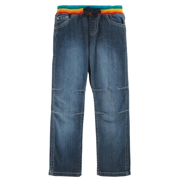 Frugi Slim fit Jeans Light Wash Denim_AW20