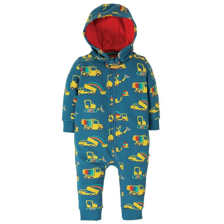 Frugi Snuggle Overall  Dig A Rainbow