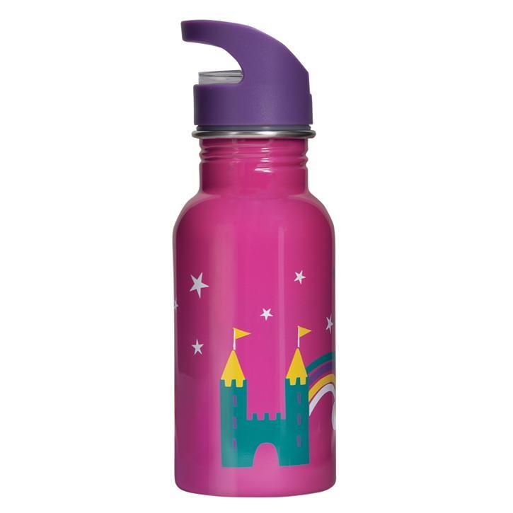 Frugi Splish Splash Stahl Flasche Drachen Onesize Dragon_AW20_2