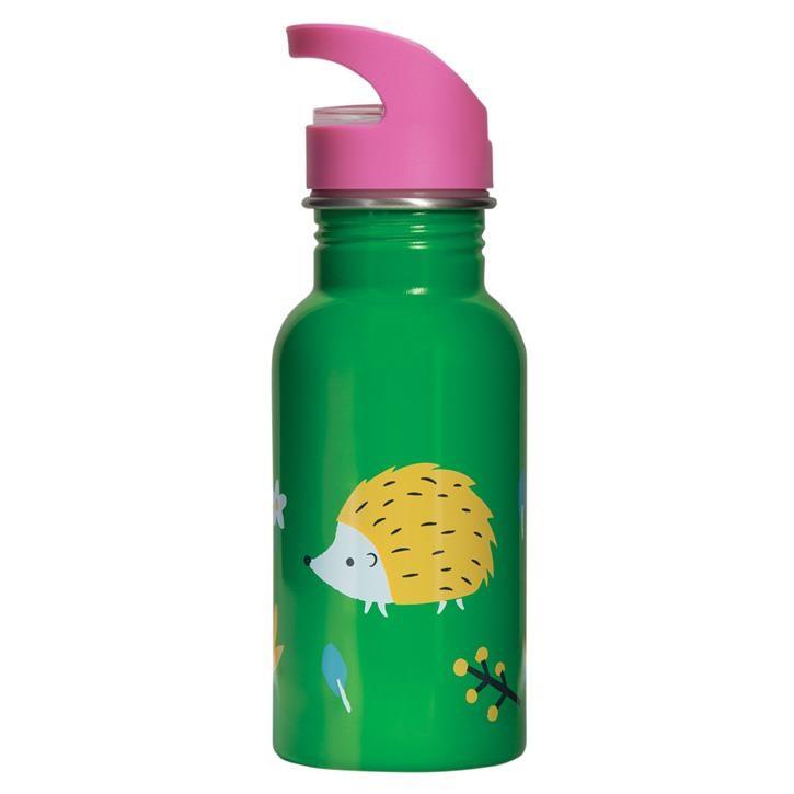 Frugi Splish Splash Stahl Flasche Igel Onesize Hedgehogs_AW20_2